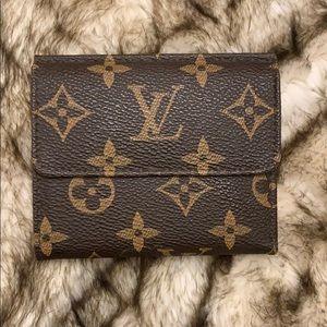 Louis Vuitton wallet ;)